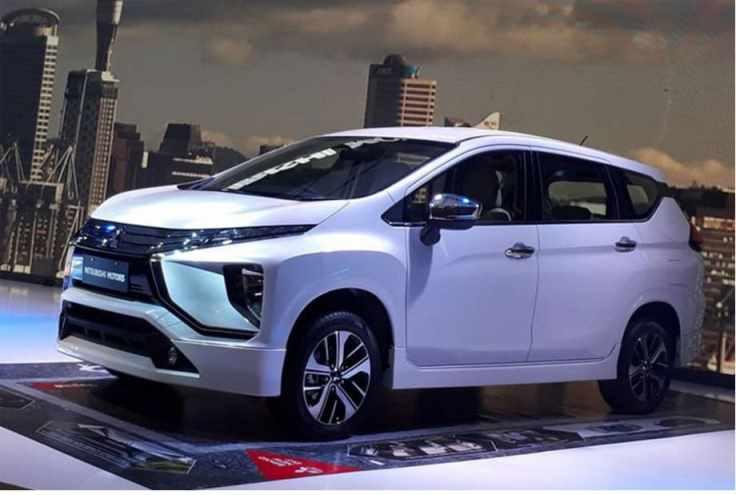 63 Concept of Mitsubishi Van 2020 Exterior with Mitsubishi Van 2020
