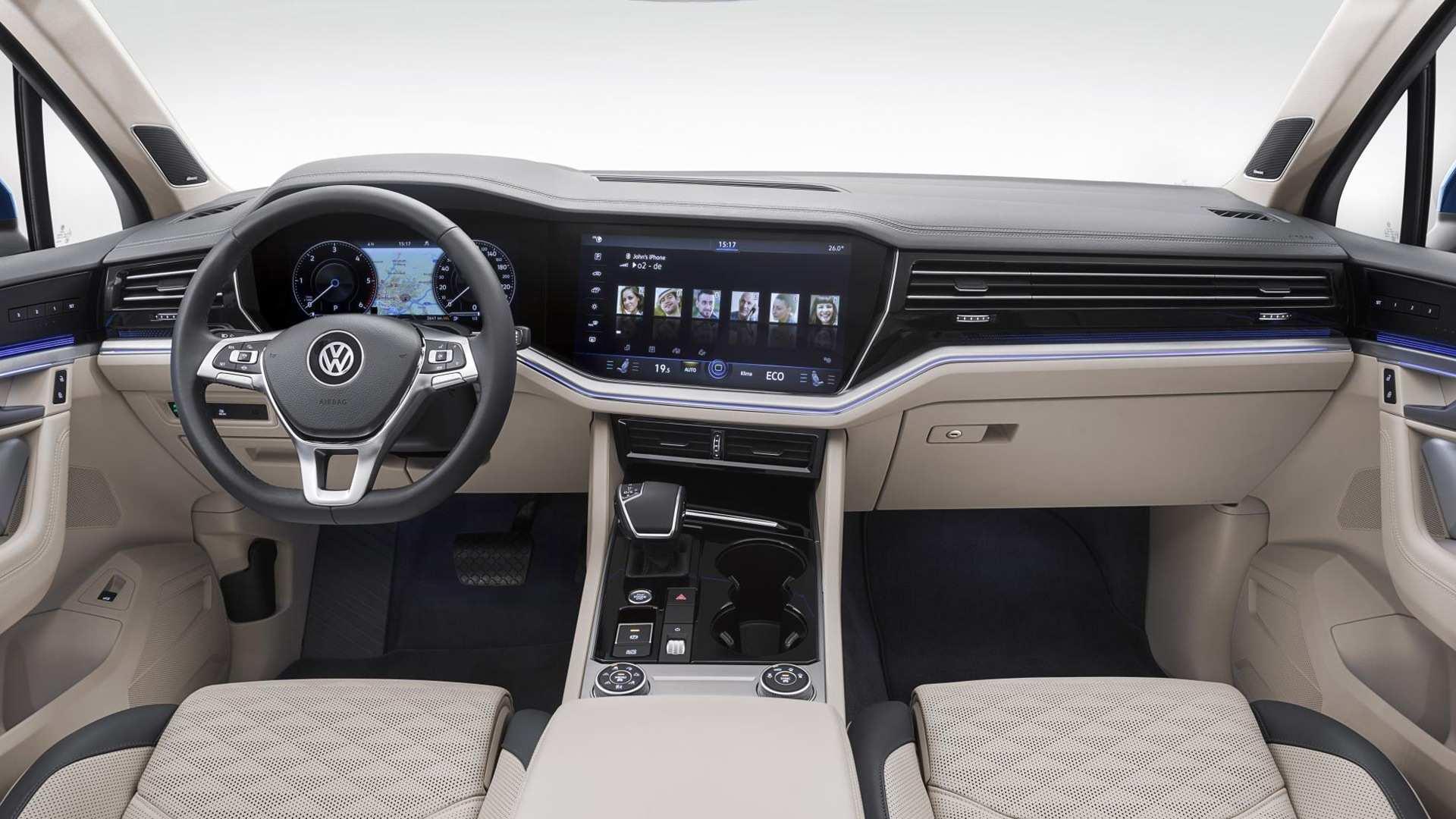 63 Concept of Volkswagen Touareg 2020 Performance for Volkswagen Touareg 2020