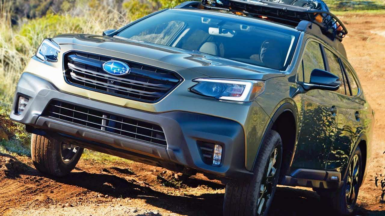 63 Gallery of 2020 Subaru Outback Jalopnik Concept by 2020 Subaru Outback Jalopnik