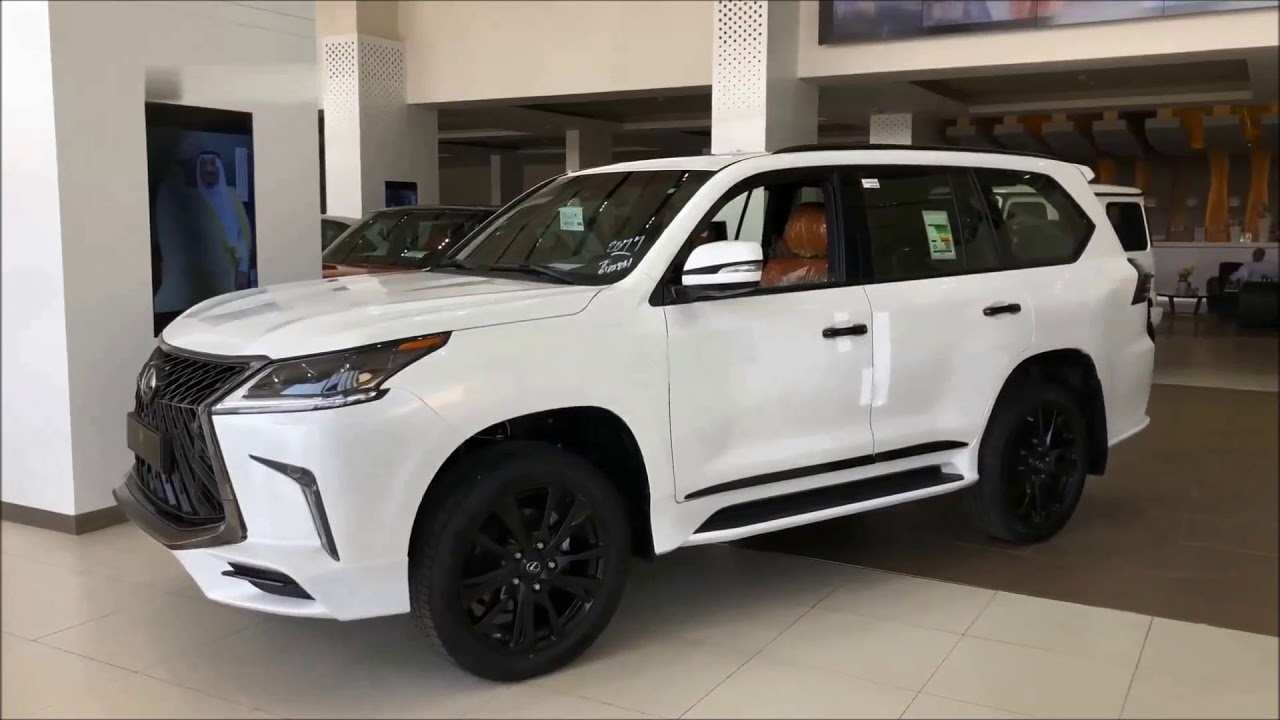 63 Gallery of Lexus Lx 570 Black Edition 2020 Photos for Lexus Lx 570 Black Edition 2020
