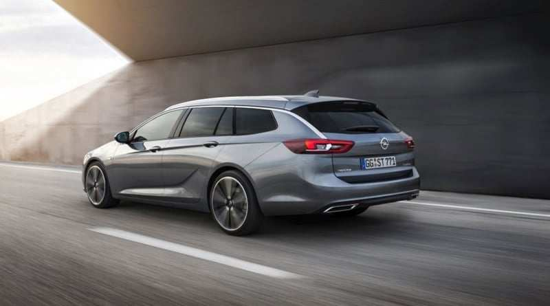 63 Gallery of Opel Insignia Sports Tourer 2020 Speed Test with Opel Insignia Sports Tourer 2020