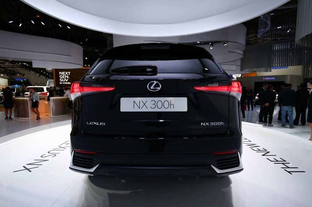 63 Great 2020 Lexus Nx Updates First Drive with 2020 Lexus Nx Updates