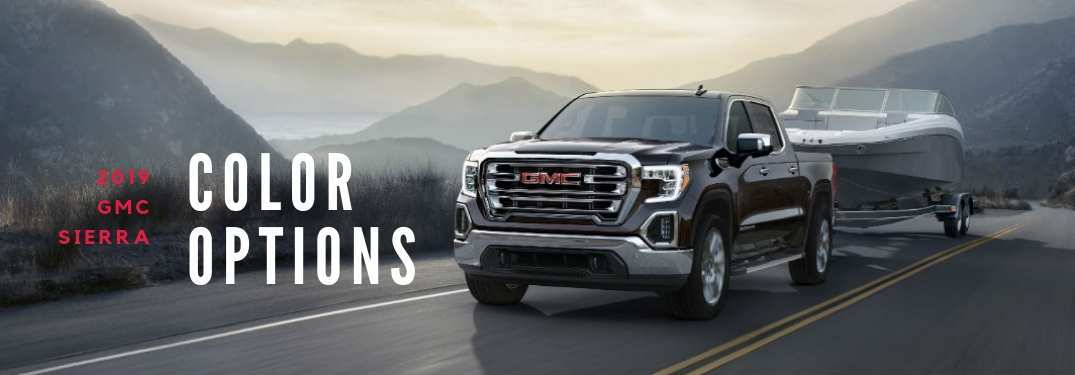 63 Great Gmc Colors For 2020 Redesign for Gmc Colors For 2020