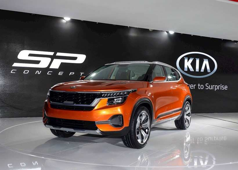 63 Great Kia New Suv 2020 Spesification by Kia New Suv 2020