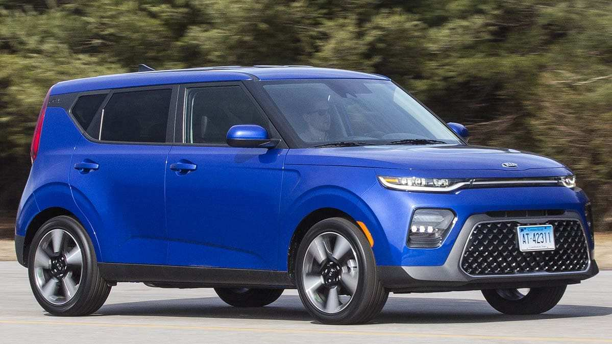 63 Great When Is The 2020 Kia Soul Coming Out Configurations by When Is The 2020 Kia Soul Coming Out