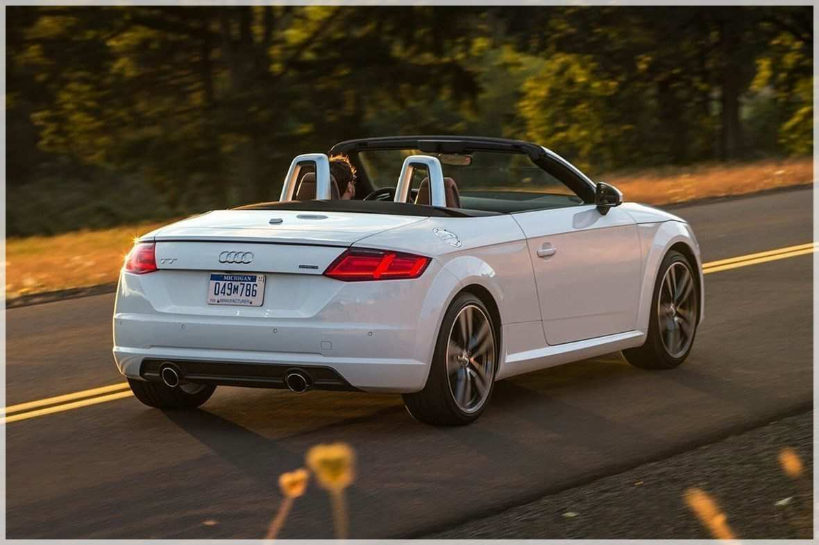 63 New Audi Tt Convertible 2020 Overview by Audi Tt Convertible 2020