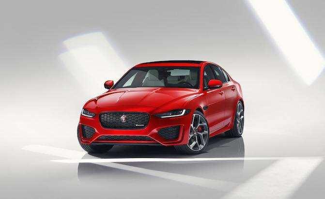 63 New Jaguar Xe Facelift 2020 Model by Jaguar Xe Facelift 2020