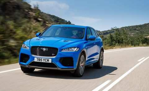 63 The 2020 Jaguar F Pace Changes Pricing with 2020 Jaguar F Pace Changes