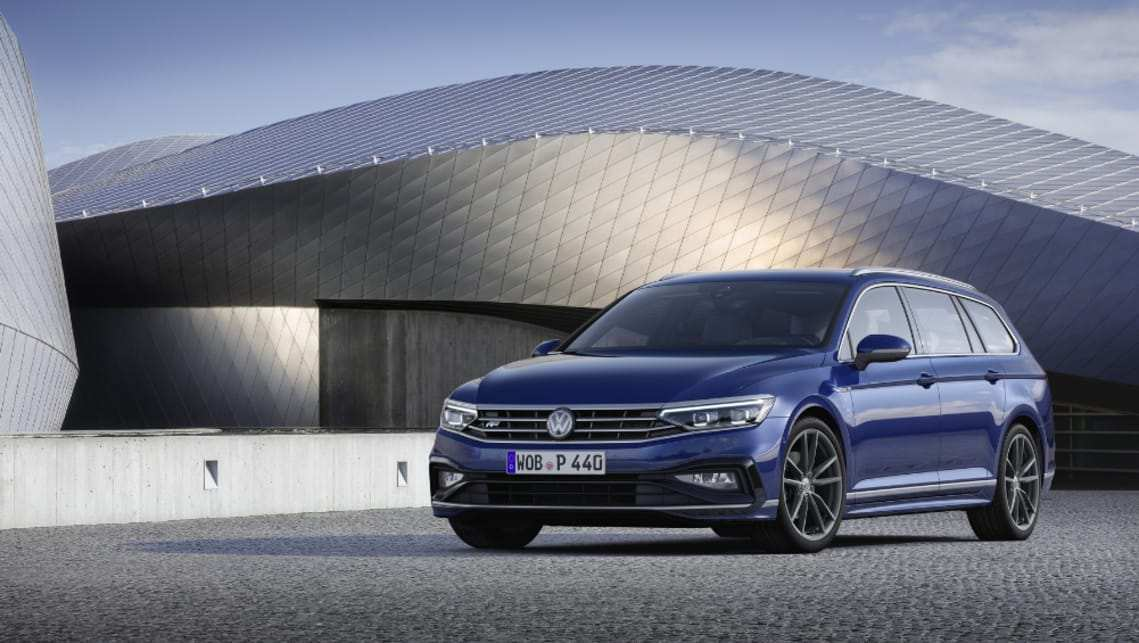 63 The 2020 Volkswagen Passat Wagon Specs and Review for 2020 Volkswagen Passat Wagon