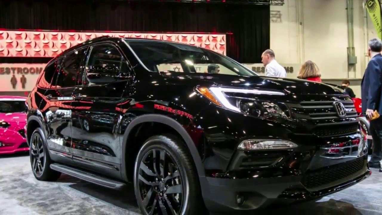 63 The Honda Pilot 2020 Model First Drive with Honda Pilot 2020 Model