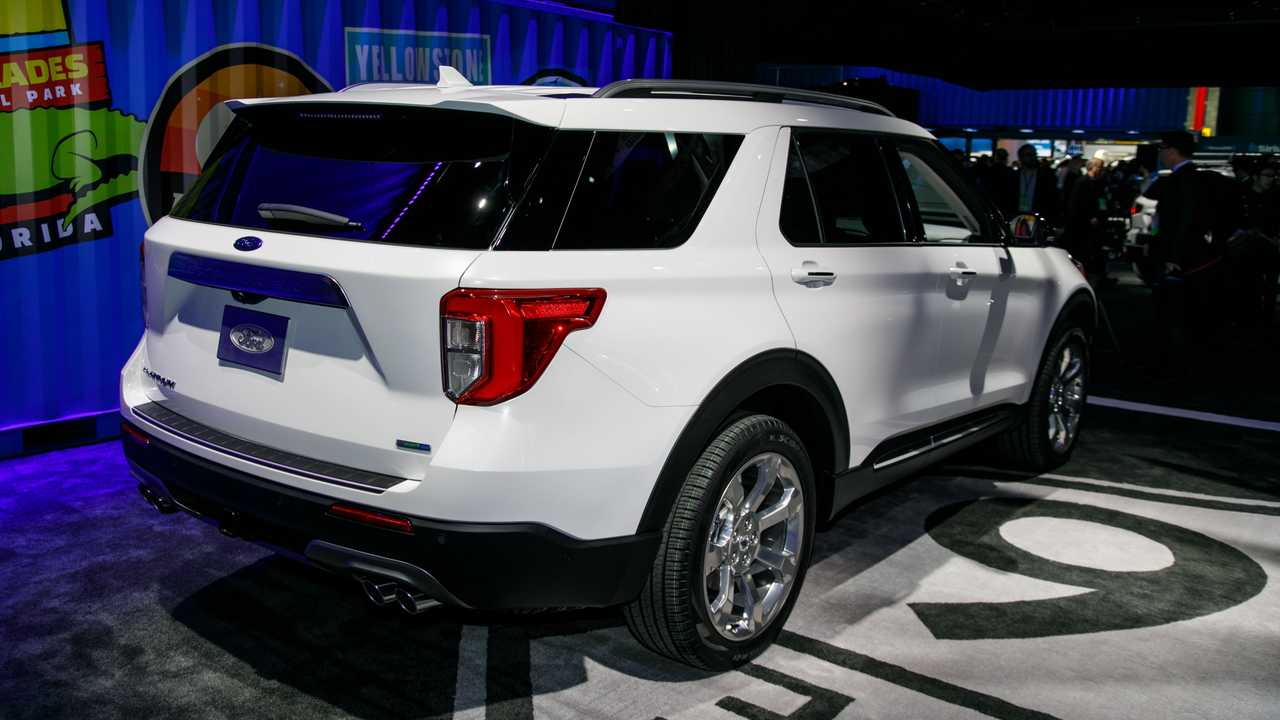 64 All New 2020 Ford Explorer Build And Price Specs and Review with 2020 Ford Explorer Build And Price