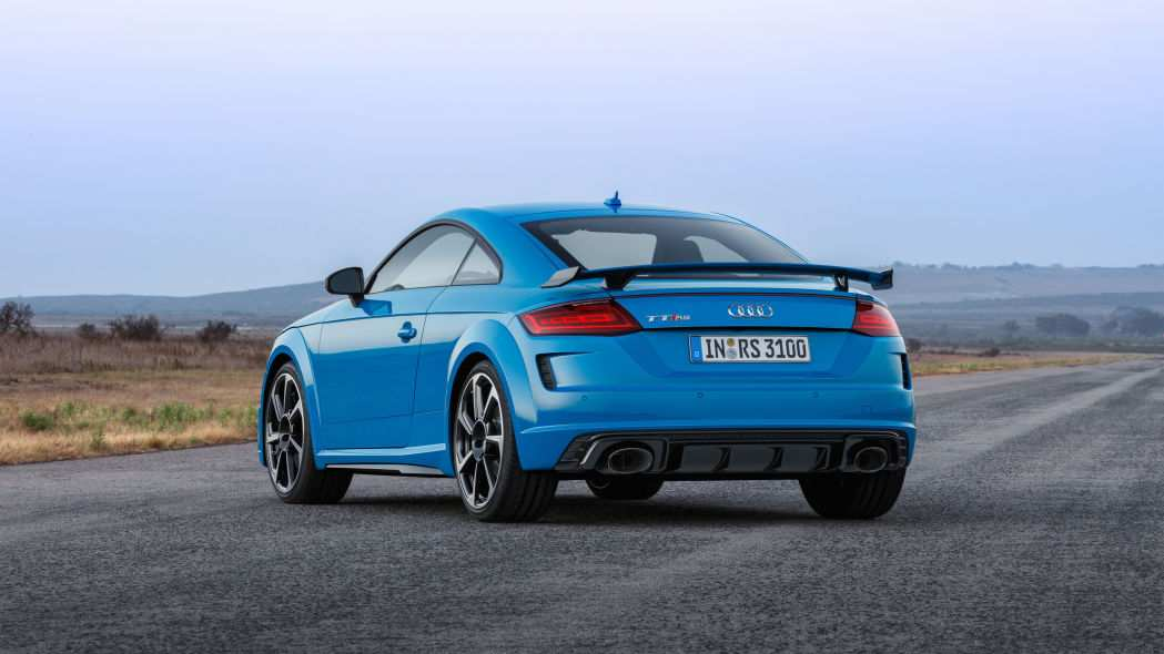 64 All New Audi Tt Coupe 2020 Pictures for Audi Tt Coupe 2020