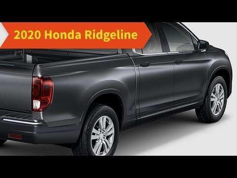 64 All New Honda Ridgeline 2020 Rumors Wallpaper with Honda Ridgeline 2020 Rumors