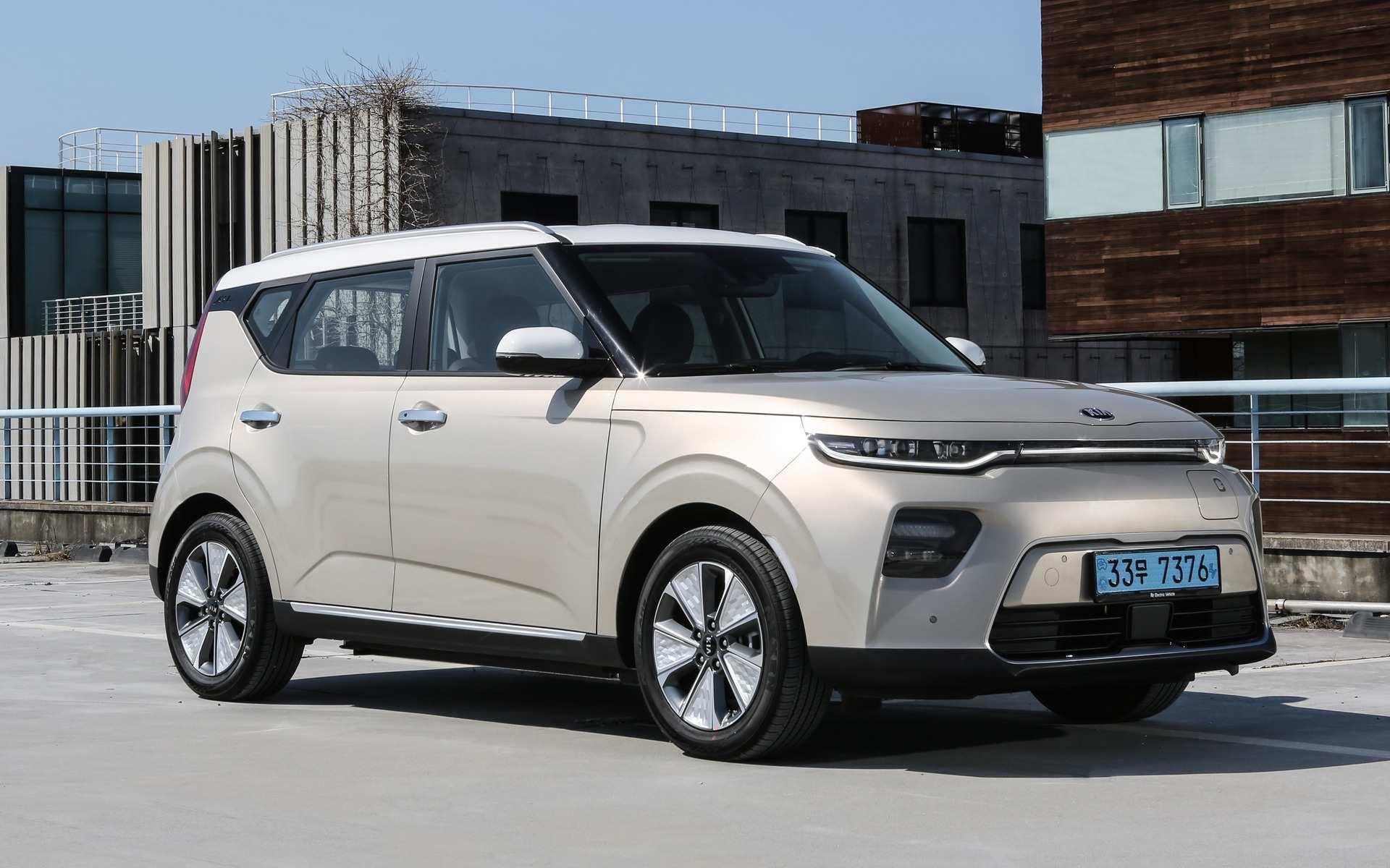 64 All New Kia Electric 2020 Redesign with Kia Electric 2020