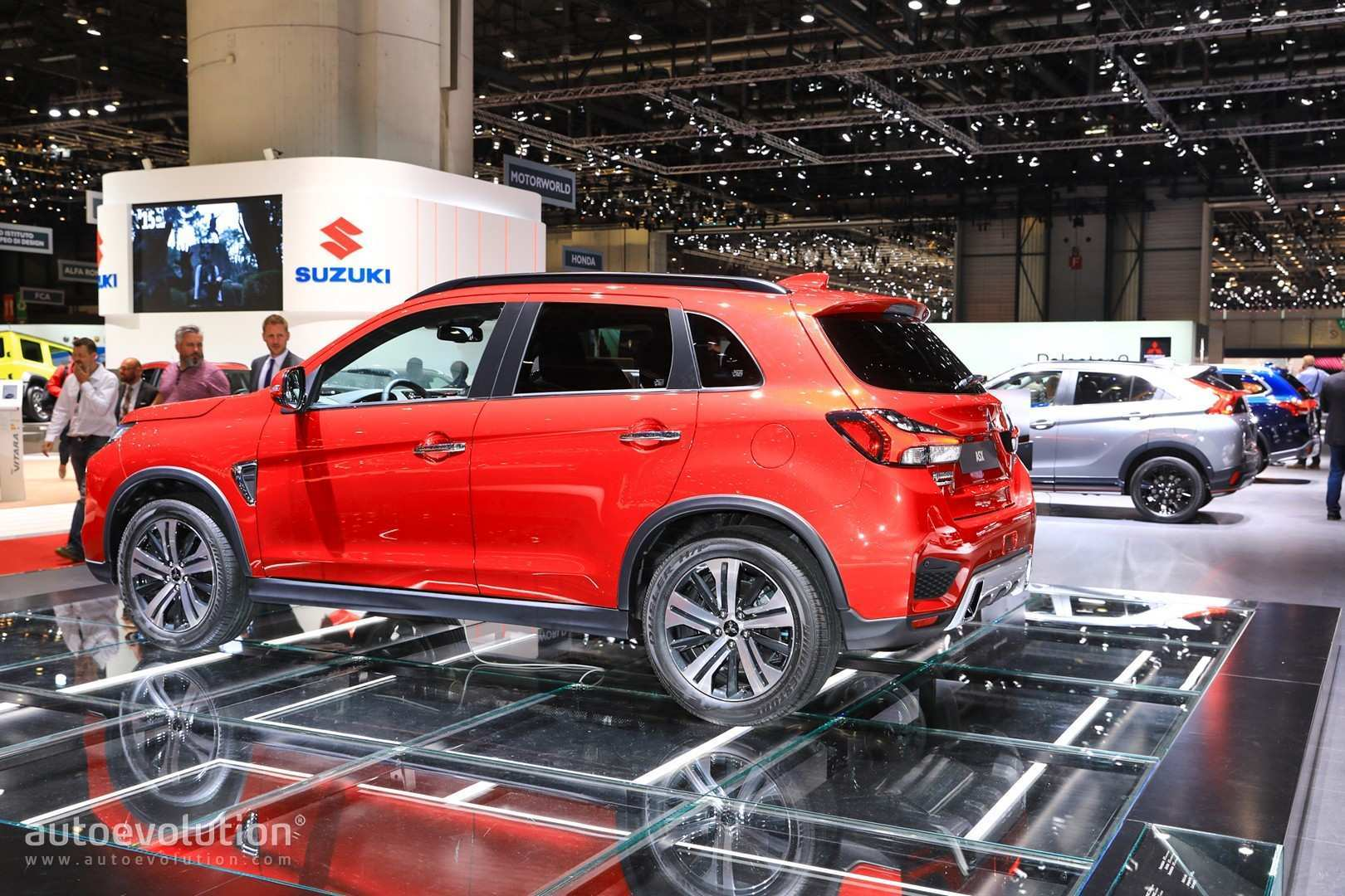64 All New Mitsubishi Asx Facelift 2020 Price and Review by Mitsubishi Asx Facelift 2020