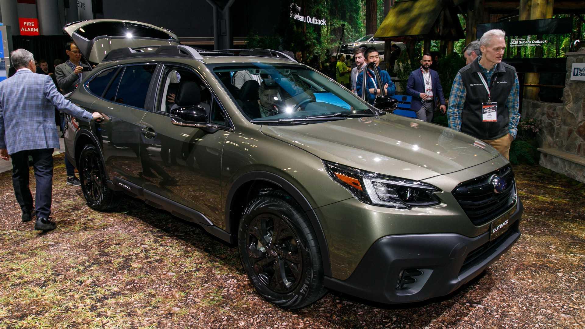 64 Best Review 2020 Subaru Outback Dimensions Rumors for 2020 Subaru Outback Dimensions