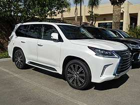 64 Best Review Lexus Lx 570 Black Edition 2020 Release by Lexus Lx 570 Black Edition 2020