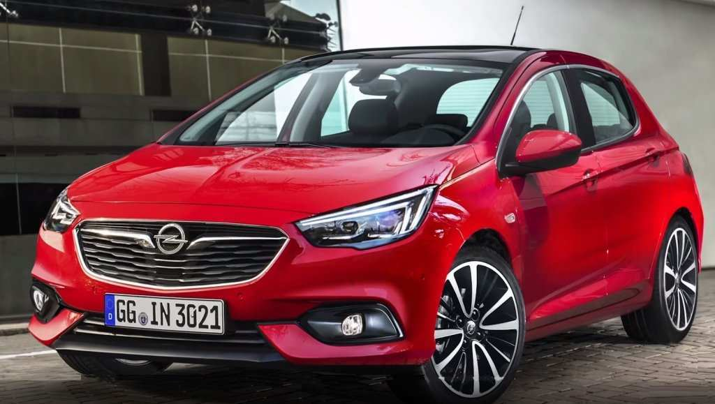64 Best Review Opel Corsa 2020 Rendering Pictures by Opel Corsa 2020 Rendering