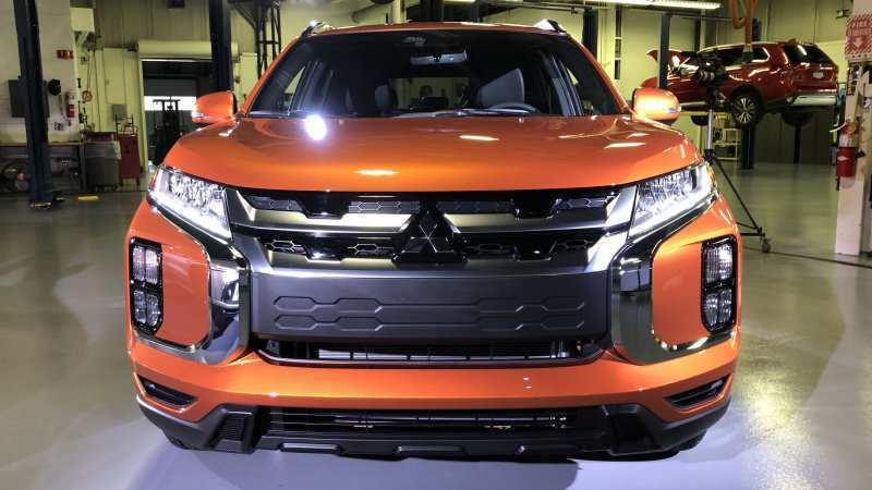 64 Concept of Mitsubishi Phev Suv 2020 Overview by Mitsubishi Phev Suv 2020