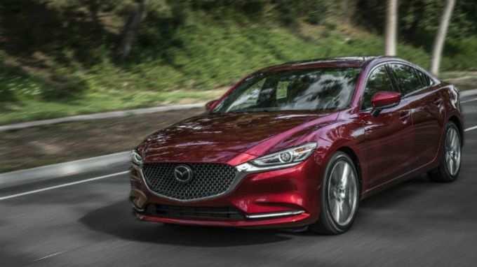 64 Concept of Next Gen Mazda 6 2020 Overview with Next Gen Mazda 6 2020