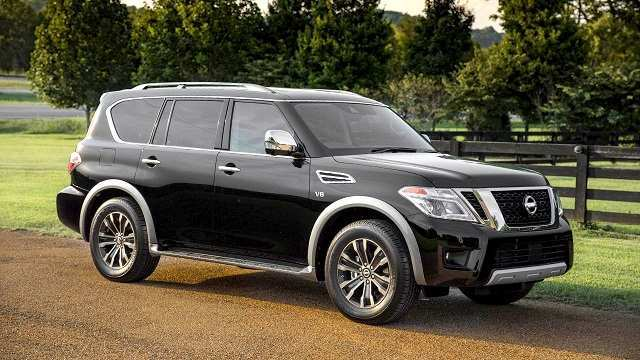 64 Concept of Nissan Armada 2020 Price Specs with Nissan Armada 2020 Price