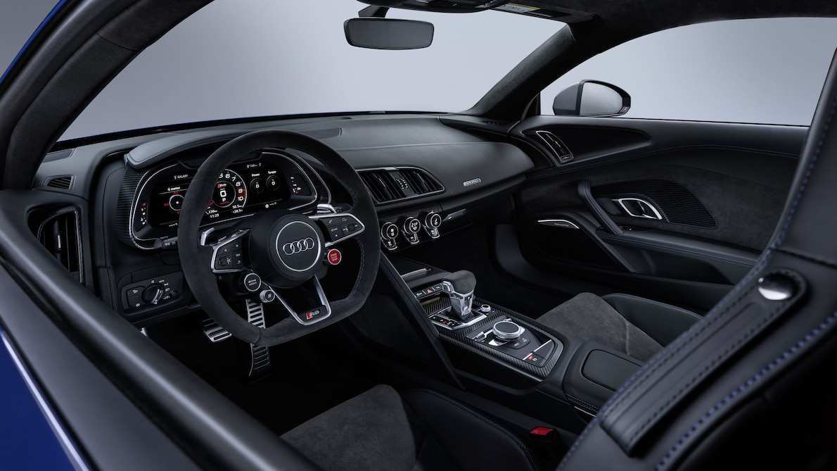 64 Gallery of Audi R8 2020 Interior for Audi R8 2020