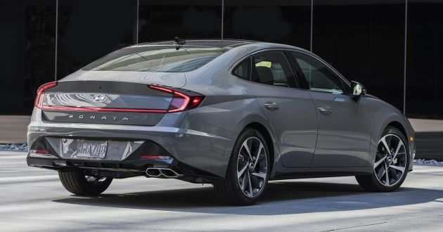 64 Gallery of Pictures Of The 2020 Hyundai Sonata Performance and New Engine for Pictures Of The 2020 Hyundai Sonata