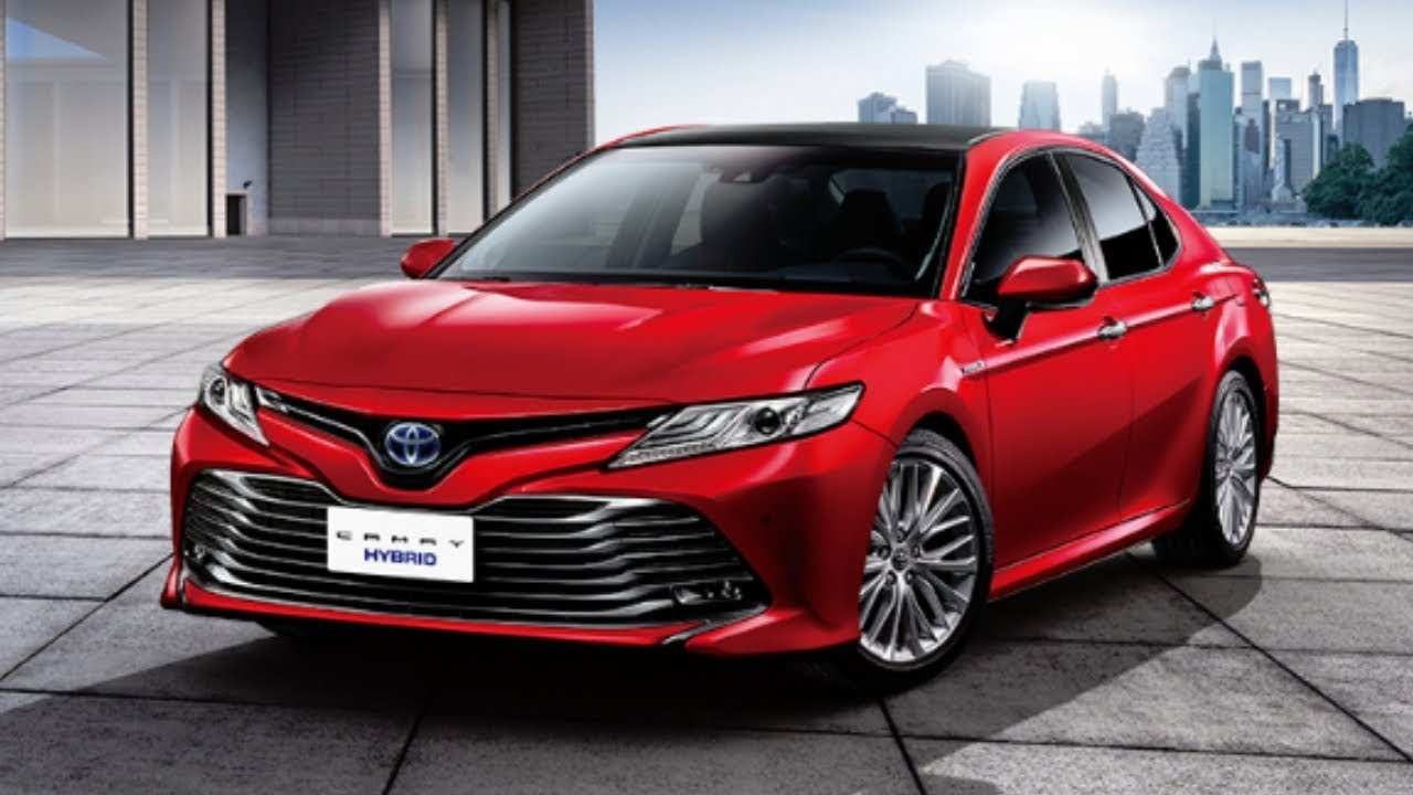 64 Gallery of Toyota Camry 2020 Model Specs with Toyota Camry 2020 Model