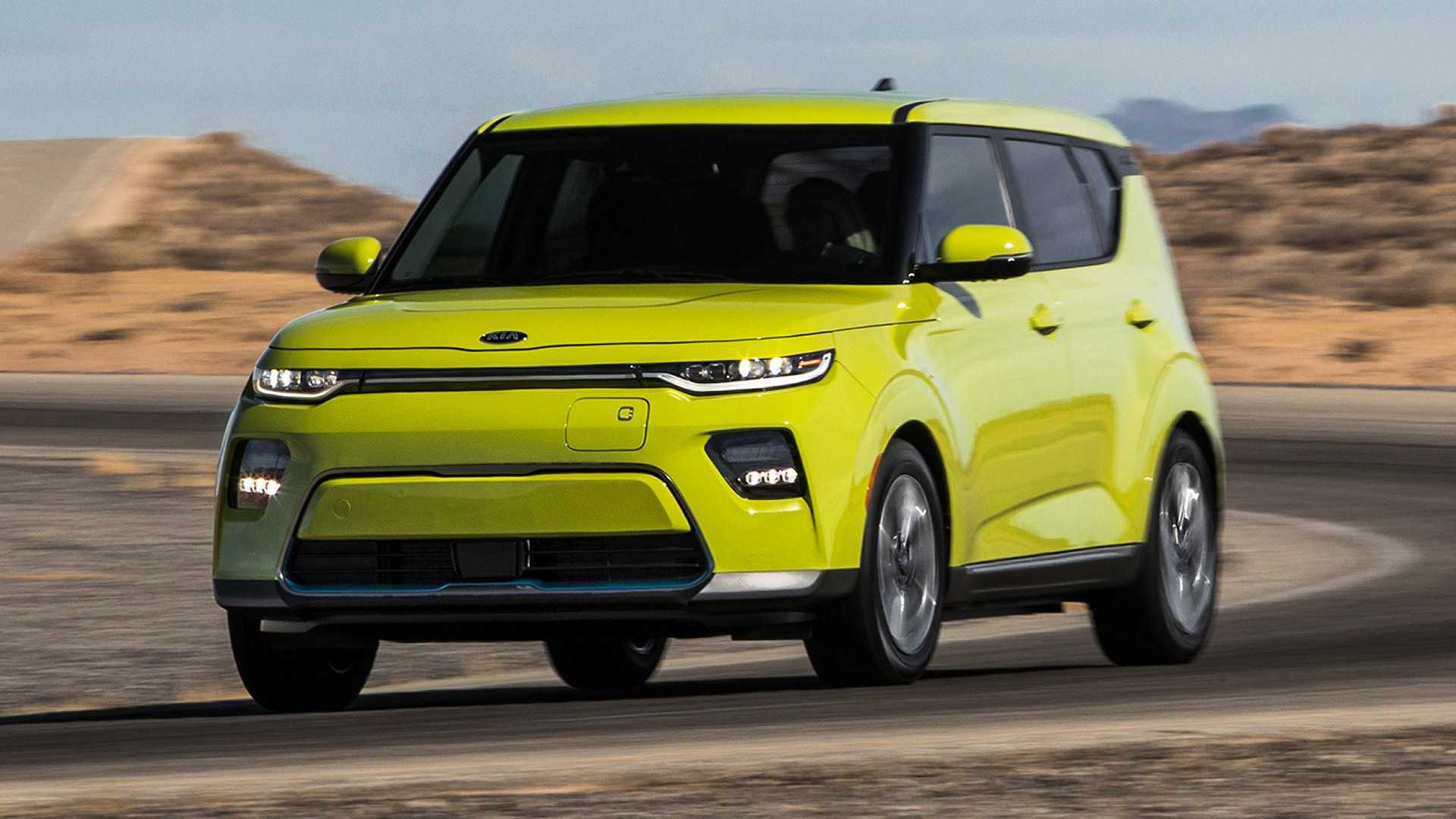 64 New Kia Electric 2020 Picture with Kia Electric 2020