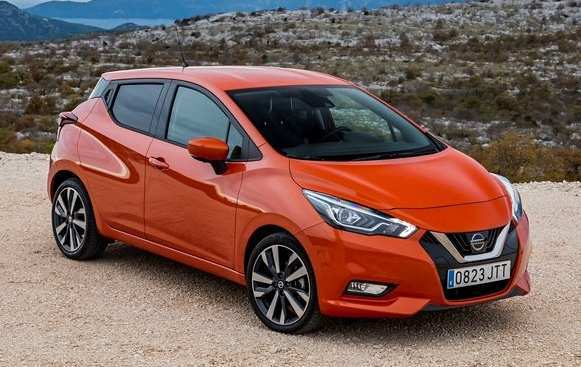 64 New Nissan March 2020 Brasil Specs and Review by Nissan March 2020 Brasil