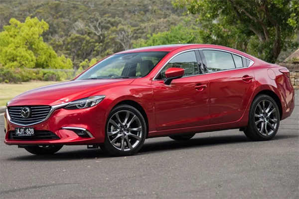 64 The All New Mazda 6 2020 Exterior and Interior with All New Mazda 6 2020