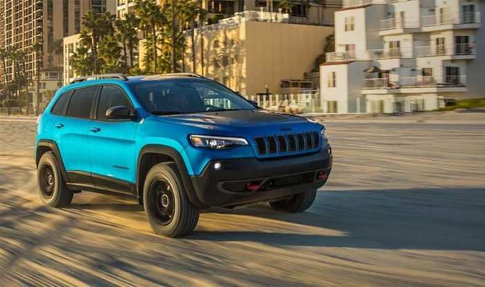 64 The Jeep Cherokee 2020 Performance for Jeep Cherokee 2020