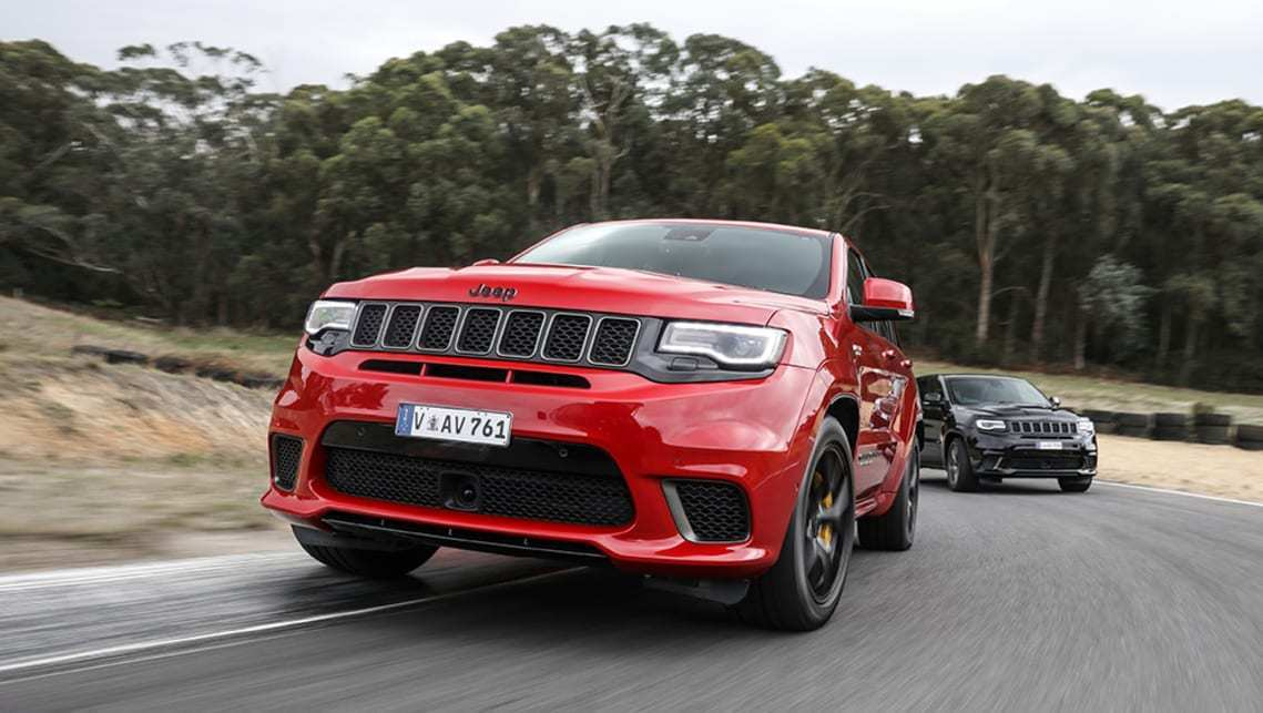 64 The Jeep Trackhawk 2020 Performance and New Engine for Jeep Trackhawk 2020