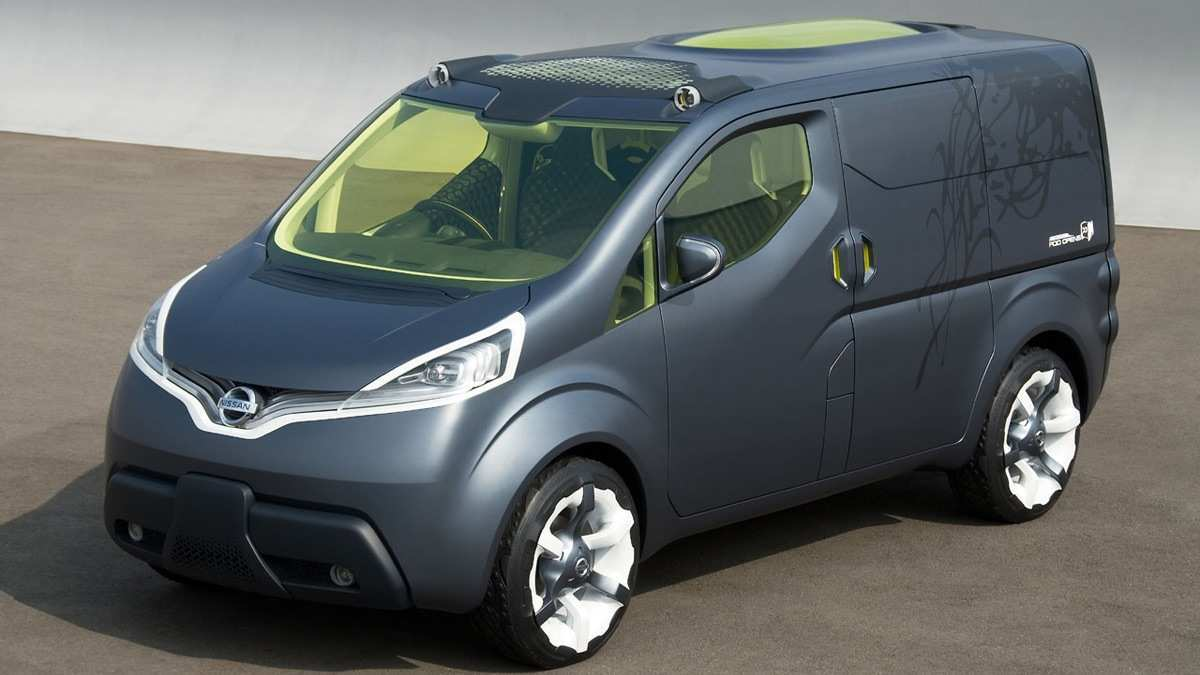 64 The Nissan Van 2020 Price with Nissan Van 2020