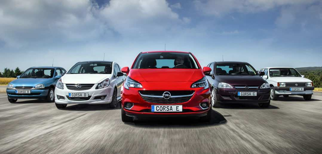 64 The Opel Ecorsa 2020 Style with Opel Ecorsa 2020