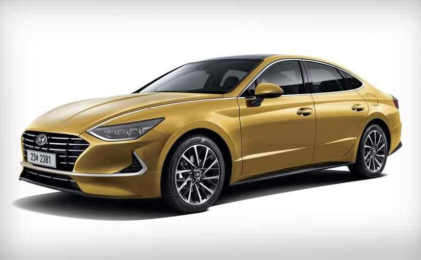 64 The Price Of 2020 Hyundai Sonata Concept by Price Of 2020 Hyundai Sonata