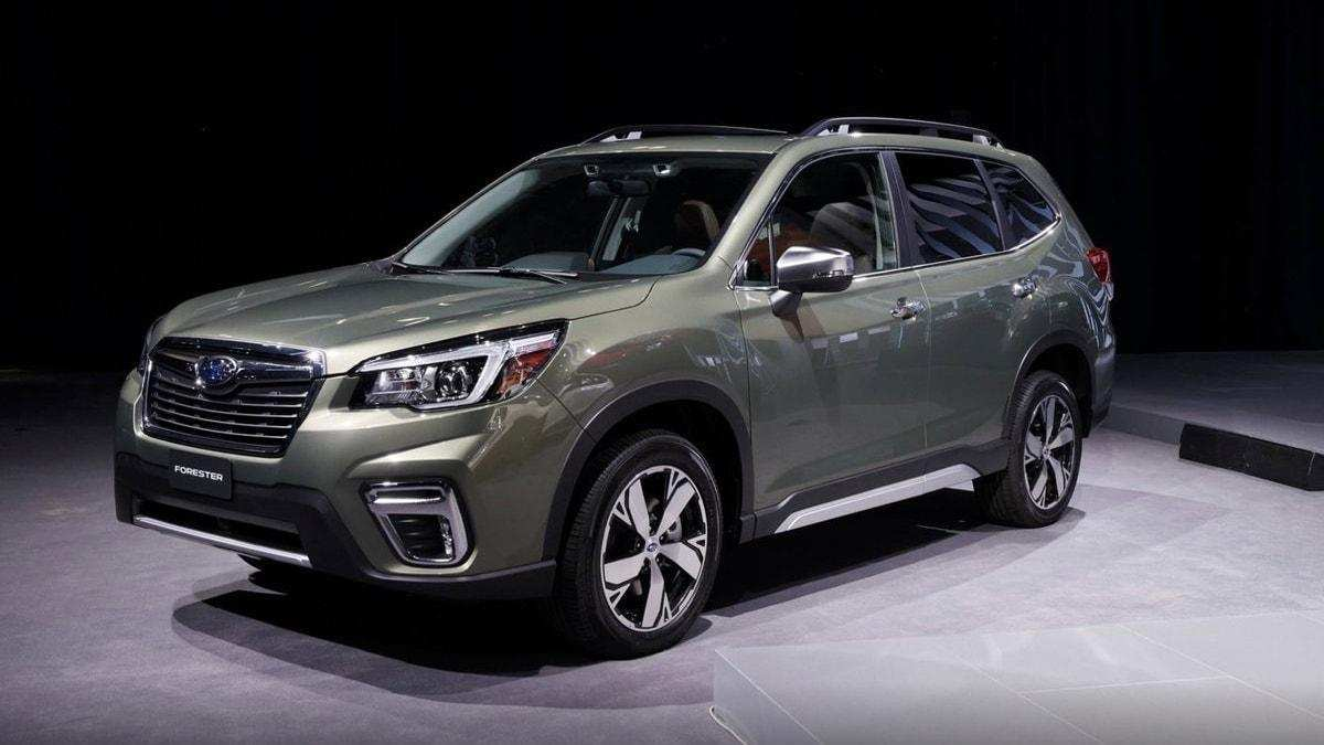 64 The Subaru Forester Xt 2020 Release with Subaru Forester Xt 2020