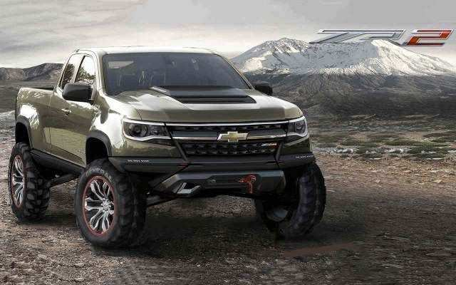 65 All New Chevrolet Colorado 2020 Concept for Chevrolet Colorado 2020