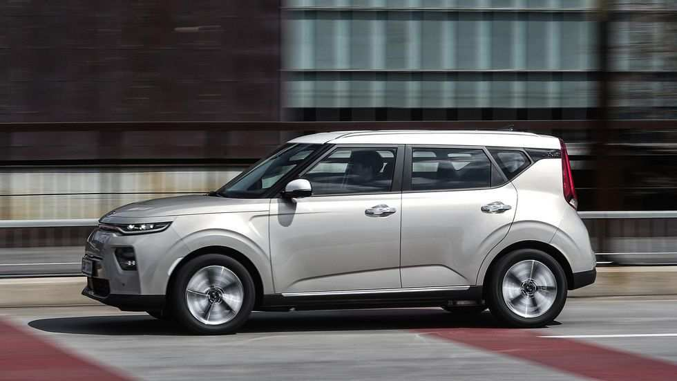 65 Best Review 2020 Kia Soul Ev Price Performance and New Engine for 2020 Kia Soul Ev Price