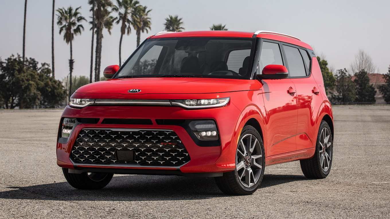 65 Best Review 2020 Kia Soul Horsepower Performance and New Engine with 2020 Kia Soul Horsepower