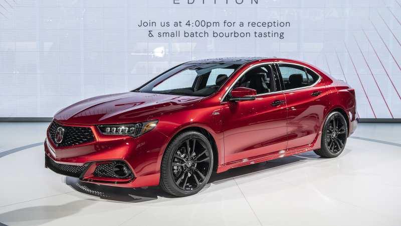 65 Best Review Acura Sedan 2020 Speed Test with Acura Sedan 2020