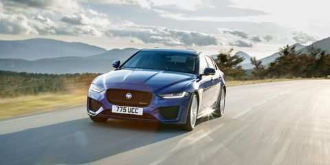 65 Best Review Jaguar Sedan 2020 Redesign for Jaguar Sedan 2020