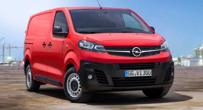 65 Best Review Nuovo Opel Vivaro 2020 First Drive with Nuovo Opel Vivaro 2020