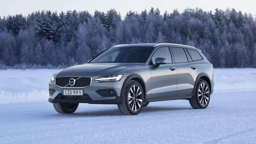 65 Best Review Volvo V60 Cross Country 2020 Interior for Volvo V60 Cross Country 2020