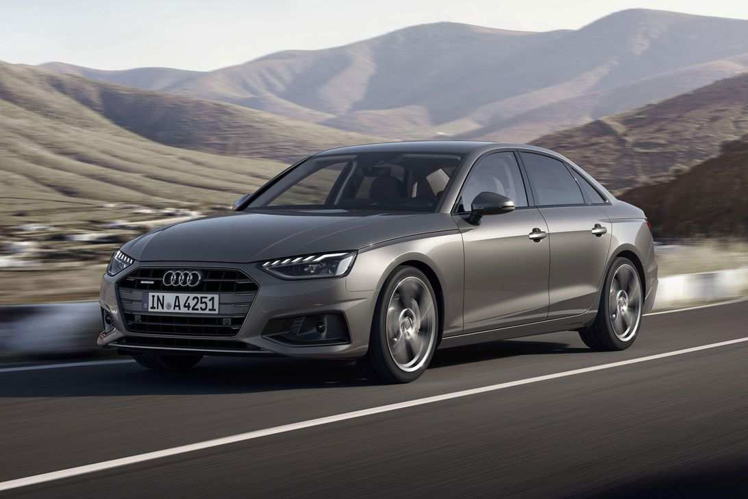 65 Concept of Audi A4 2020 Reviews for Audi A4 2020