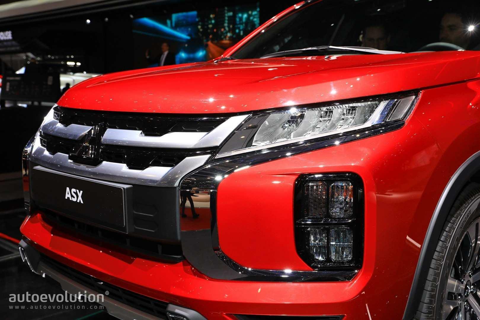 65 Concept of Mitsubishi Asx 2020 Uk Redesign and Concept for Mitsubishi Asx 2020 Uk