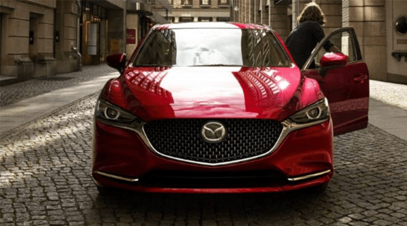 65 Gallery of 2020 Mazda 6 Hatchback Spy Shoot for 2020 Mazda 6 Hatchback