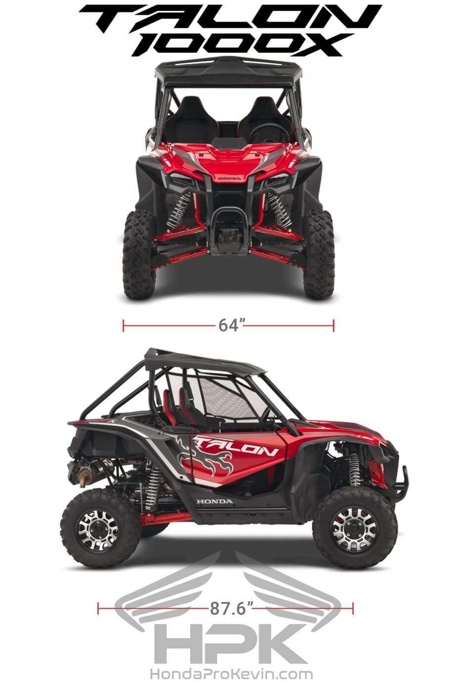 65 Gallery of Honda Talon 2020 Concept by Honda Talon 2020