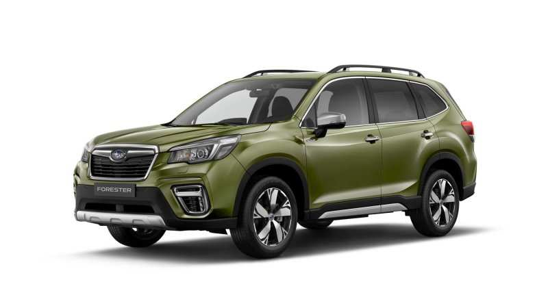 65 Gallery of Subaru Forester Hybrid 2020 Exterior with Subaru Forester Hybrid 2020