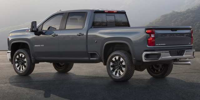 65 Great 2020 Gmc Hd Pickup Research New with 2020 Gmc Hd Pickup
